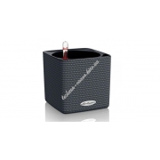 LECHUZA Cube Color LS 35 Серый