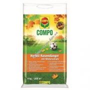 Compo Твердое удобрение длительного действия для газонов 4 кг осень