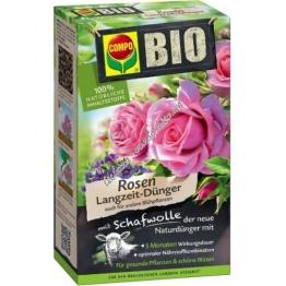 Compo Bio Твердое органическое удобрение долговременного действия для роз 750 г