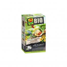 Compo Bio Твердое органическое универсальное удобрение долговременного действия 2 кг