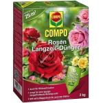 Compo Твердое удобрение длительного действия для роз 2 кг