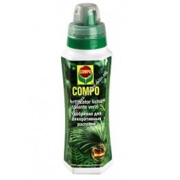 Compo Жидкое удобрение зеленых растений 500 мл