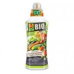 Compo Bio Жидкое органическое удобрение для фруктовых и овощей 1 л