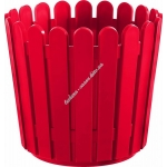 Оконный цветочный горшок EMSA LANDHAUS 30 см (Красный)