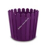 Оконный цветочный горшок EMSA LANDHAUS 30 см (Фиолетовый)