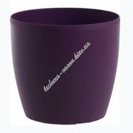 Цветочный горшок Emsa CASA 35 см (Фиолетовый)