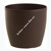 Цветочный горшок Emsa CASA 35 см (Мокко)