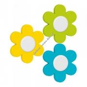 Набор из 3х клипс EMSA LANDHAUS (Разноцветный)