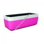 Оконный цветочный горшок EMSA MYBOX 50 см (Розово\Белый)
