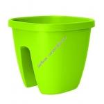 Цветочный горшок EMSA CASA CITY 30х30 см (Зеленый)