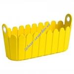 Цветочный горшок EMSA LANDHAUS 39х15 см (Желтый)