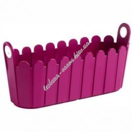 Цветочный горшок EMSA LANDHAUS 39х15 см (Розовый)