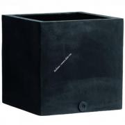 Цветочный горшок EMSA Cheltenham 20 см (Черный)