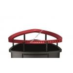 Lechuza Рамка для вазона Delta 40 Красная