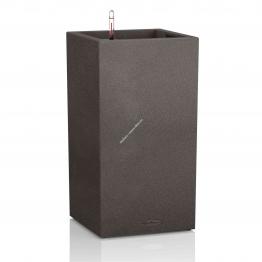 LECHUZA Canto Stone High 40 Черный графит