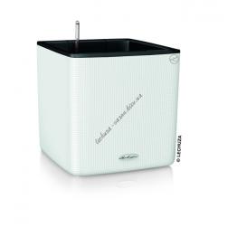 LECHUZA Cube Color LS 35 Белый
