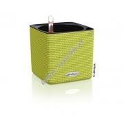 LECHUZA Cube Color 16 Зелёный