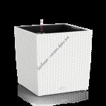 LECHUZA Cube Cattage 30 Белый