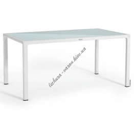 LECHUZA Стол большой 160x90 Белый